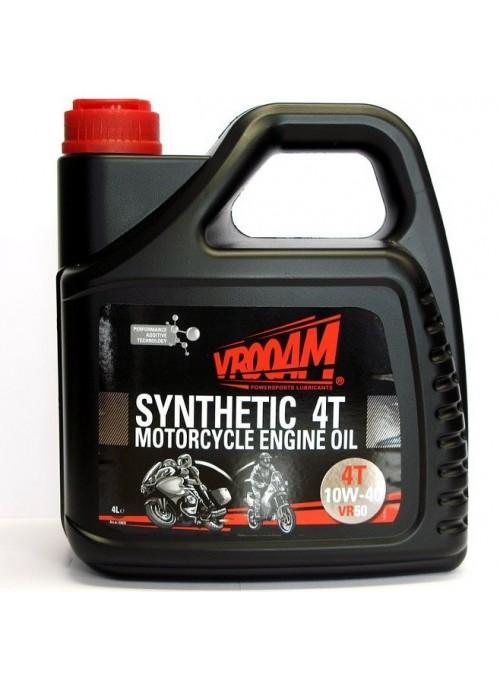 VR50 Lubricante SAE 10W-40 Moto 4T 100% Sintético