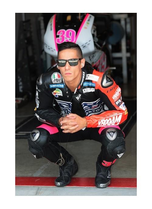 Luis Salom RW Racing 2012
